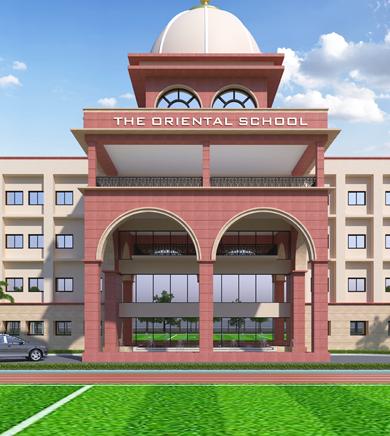 The Oriental School