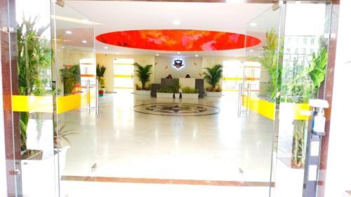 Reception Foyer