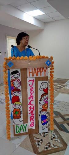 12. Teachers Day