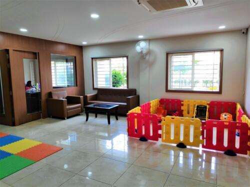 Counsellor Room