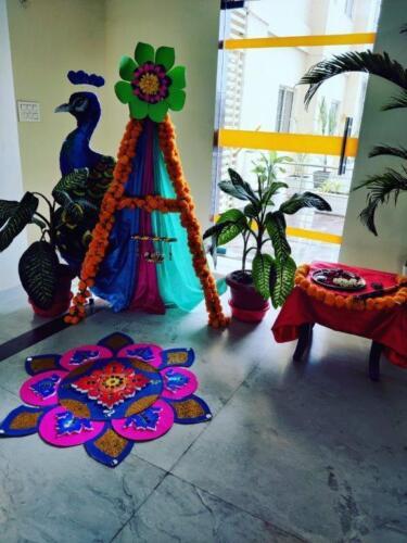 1. Janmashtami Celebration