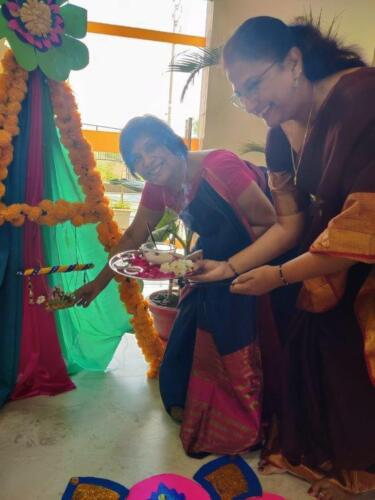2. Janmashtami Celebration