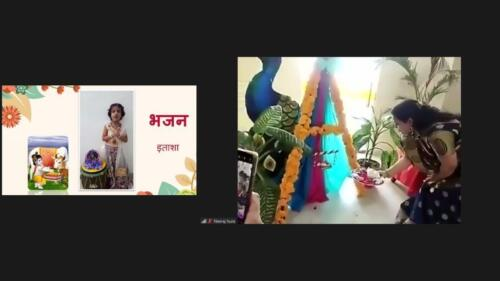 6. Janmashtami Celebration