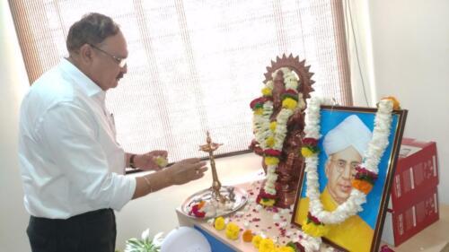 Remembering Dr. Sarvapalli Radhakrishnan