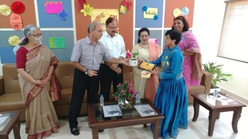 Felicitation of Teachers