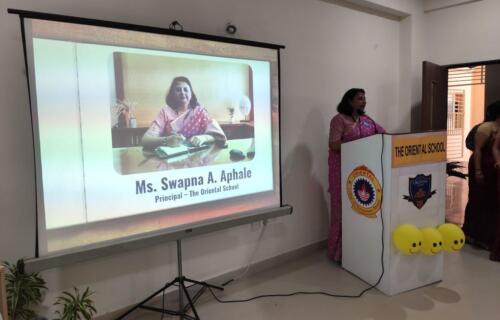 Principal Speech